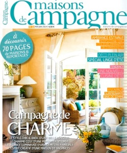 Dragonfly porcelain box selected by Maison de Campagne