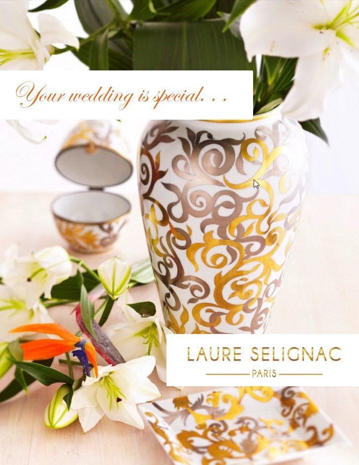 French Weddings - Favors and Gifts by Laure Selignac